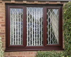 Bilinge Windows Brown Lead Window